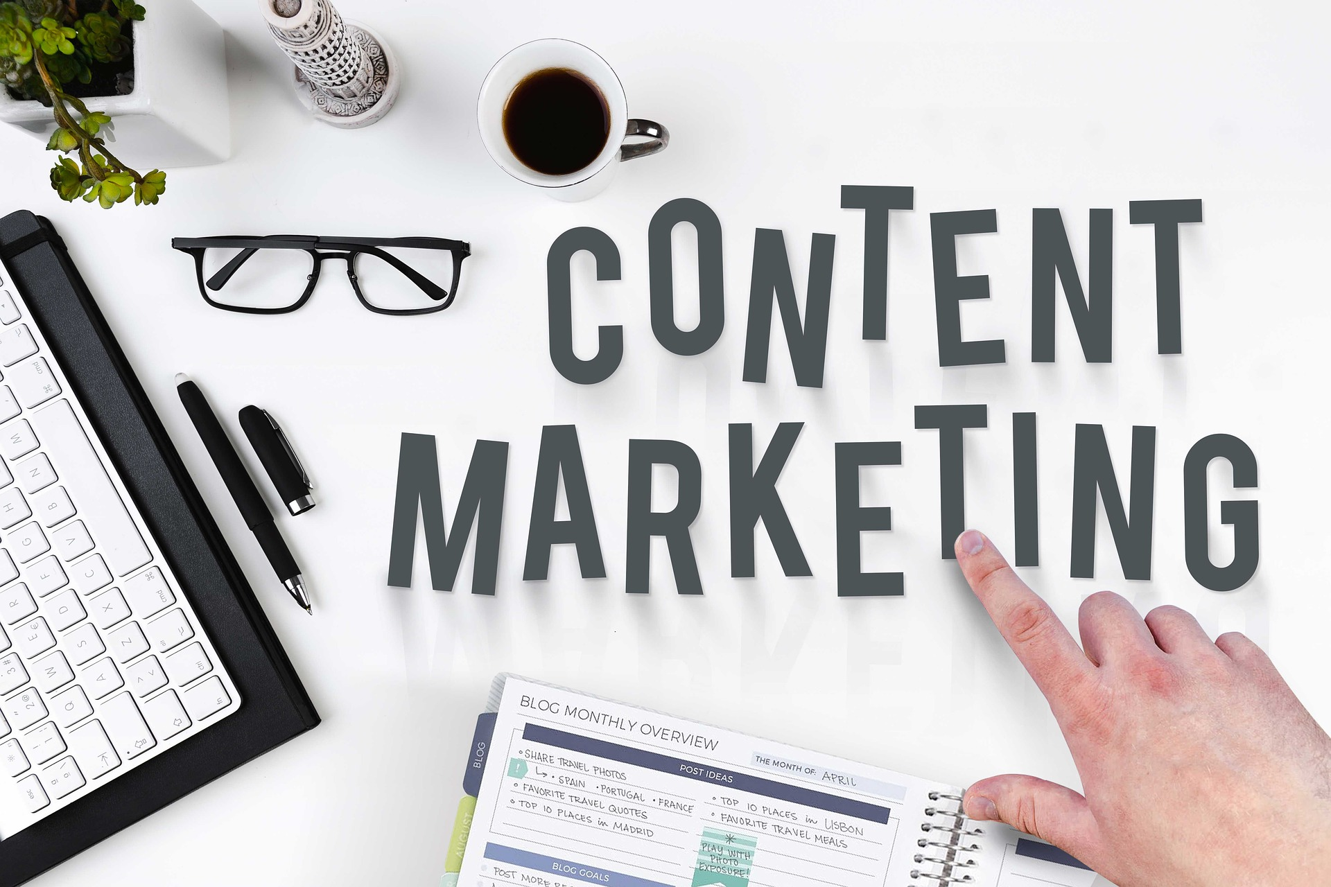 TRENDS IN CONTENT MARKETING 2020