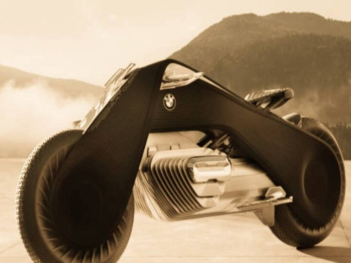 Is it possible for a motorcycle to ride alone?
