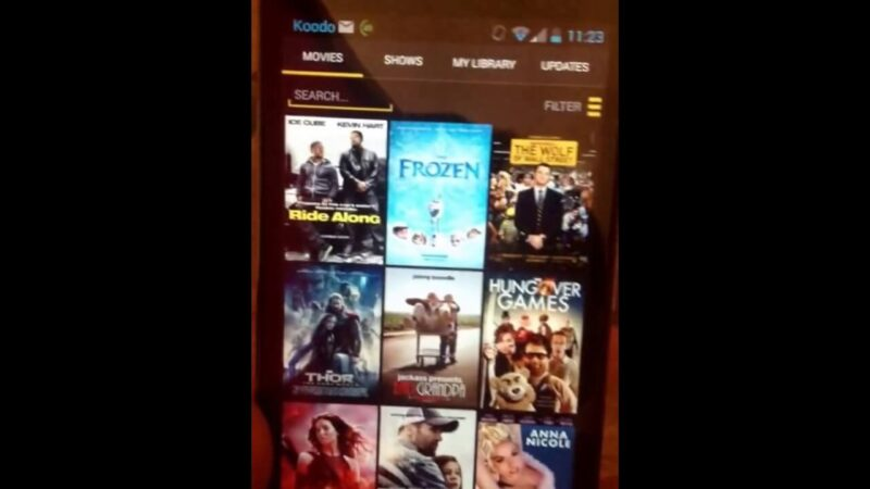 How To Watch Free Movies On Android Using Showbox