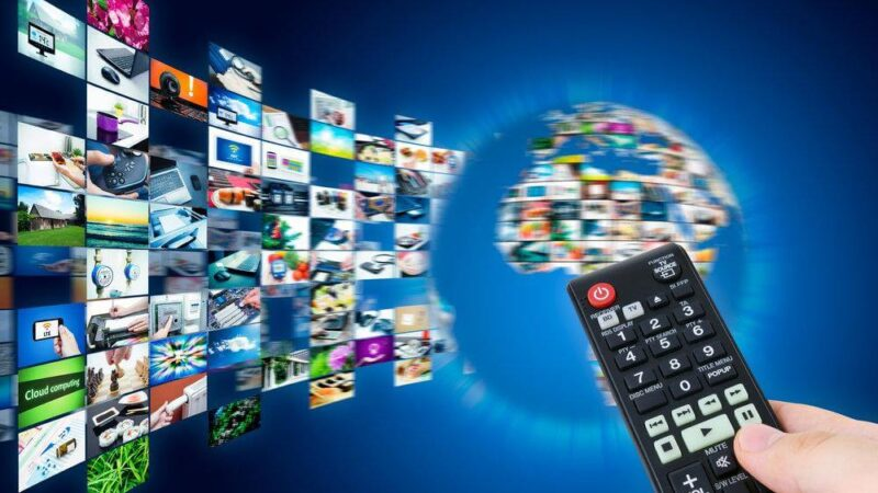 How are broadcast TV and cable TV different?