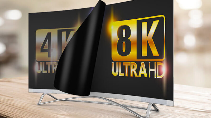 8K TV: What do you need to know?