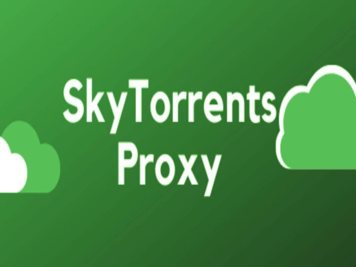Skytorrents Proxy:  Listing to Un-block Skytorrents
