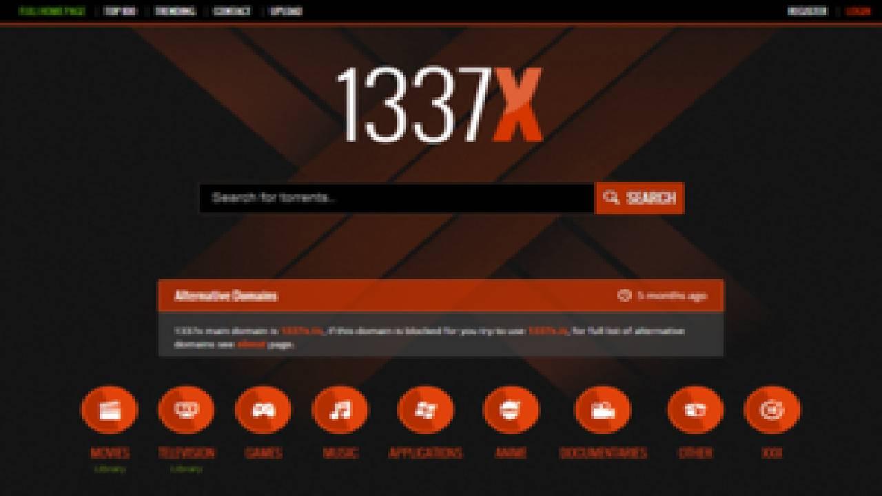 1337x Proxy List For 2021